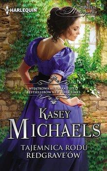 Tajemnica rodu Redgrave'ów - Michaels Kasey