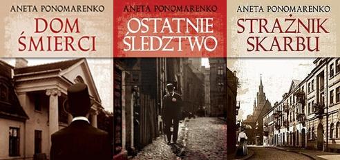 Cykl Walery Jezierski 1-3 - Aneta Ponomarenko