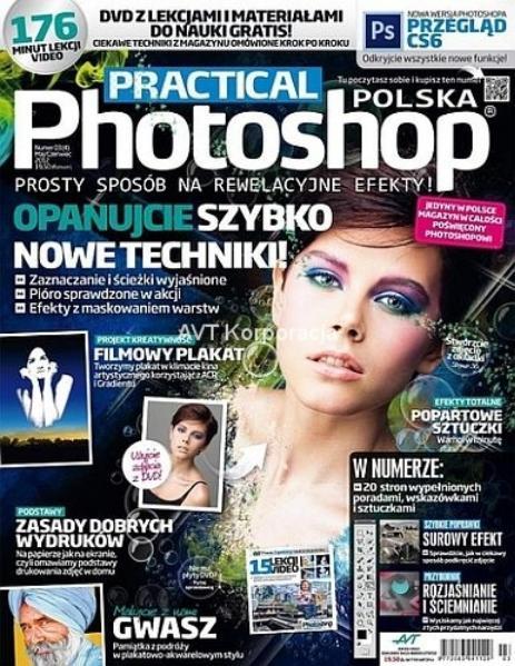 Practical Photoshop Polska 05/06/2012 + DVD