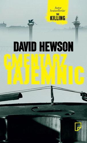 David Hewson - Cmentarz tajemnic