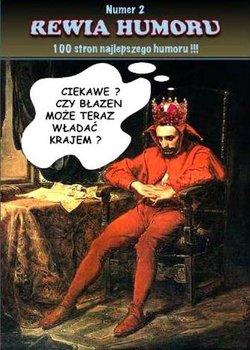 Rewia humoru 2 - Kado Rafał