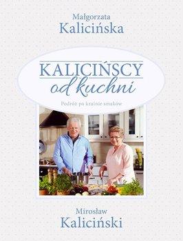 Kalicińscy od kuchni - Kalicińska Małgorzata, Kaliciński Mirosław