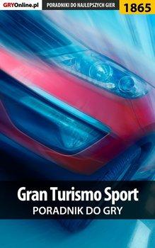 Gran Turismo Sport - poradnik do gry - Matusiak Dariusz DM