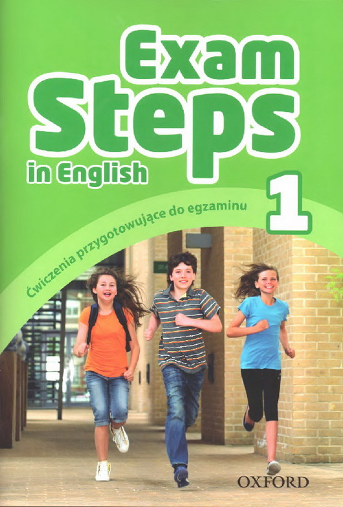 Exam Steps in English 1