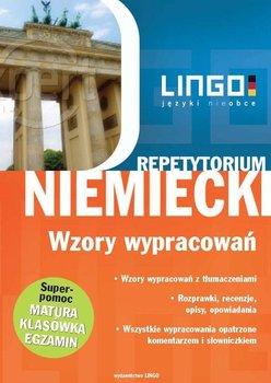 Niemiecki. Wzory wypracowań - Czerwiakowska Beata