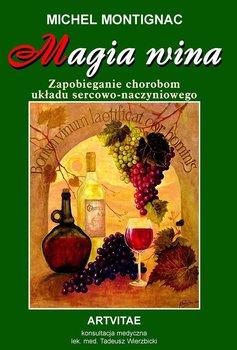 Magia wina - Montignac Michel