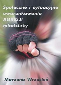 Społeczne i sytuacyjne uwarunkowania agresji młodzieży - Wrzesień Marzena