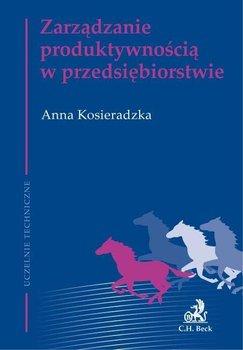 Zarządzanie produktywnością w przedsiębiorstwie - Kosieradzka Anna