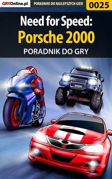 Need for Speed: Porsche 2000 - poradnik do gry - Szarek Kamil Draxer