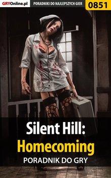 Silent Hill: Homecoming - poradnik do gry - Kurowiak Maciej Shinobix