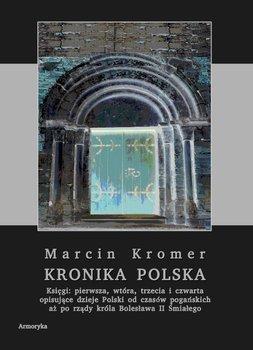 Kronika polska Marcina Kromera. Tom 1 - Kromer Marcin