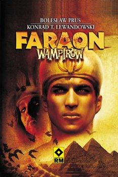 Faraon wampirów - Lewandowski Konrad T.