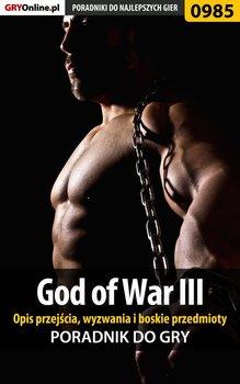 God of War 3 - poradnik do gry - Kendryna Łukasz Crash
