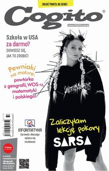 Cogito nr 10 (520). Październik 2017 - Siewko Ola
