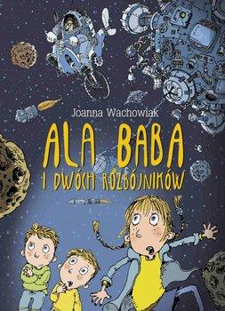 Ala Baba i dwóch rozbójników - Wachowiak Joanna
