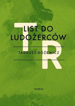 List do ludożerców - Różewicz Tadeusz