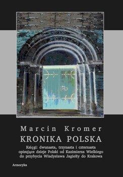 Kronika polska Marcina Kromera. Tom 5 - Kromer Marcin