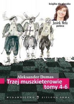 Trzej Muszkieterowie. Tom 4-6 - Dumas Aleksander