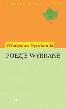 Poezje wybrane - Syrokomla Władysław