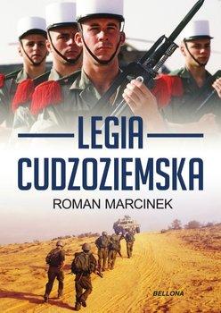 Legia cudzoziemska - Marcinek Roman