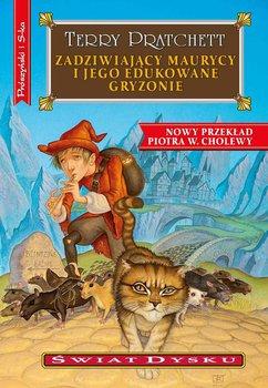 Świat Dysku. Tom 28. Zadziwiający Maurycy i jego uczone szczury - Pratchett Terry