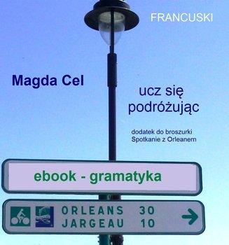 Ucz się podróżując - Orlean. Francuski. Gramatyka - Cel Magda
