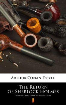 The Return of Sherlock Holmes - Doyle Arthur Conan