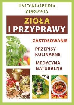 Encyklopedia zdrowia. Zioła i przyprawy - Smaza Anna