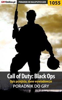 Call of Duty: Black Ops - poradnik do gry - Hałas Jacek Stranger