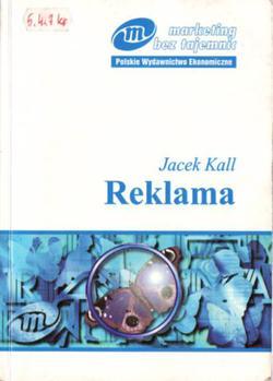 Jacek Kall - Reklama [ebook pl]