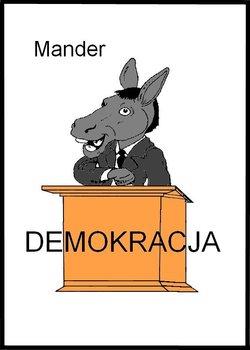 Demokracja - Mander
