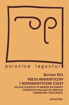 Poeta romantyczny i nieromantyczne czasy - Ritz German