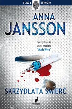 Skrzydlata śmierć - Jansson Anna
