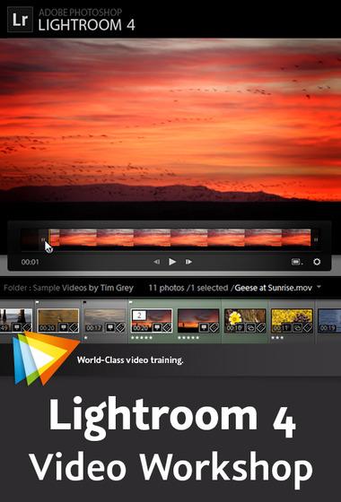 Lightroom 4 Video Workshop (Video2Brain)