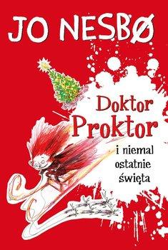 Doktor Proktor i niemal ostatnie święta - Nesbo Jo