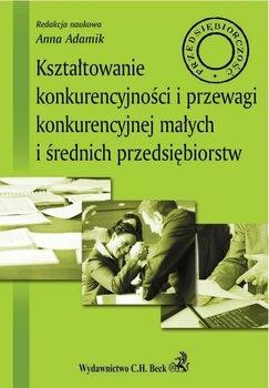 Kształtowanie konkurencyjności i przewagi konkurencyjnej małych i średnich przedsiębiorstw - Adamik Anna