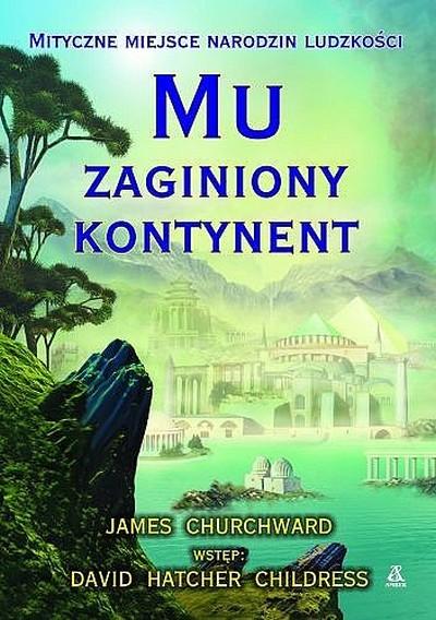 Churchward James - Mu Zaginiony Kontynent [eBook PL]