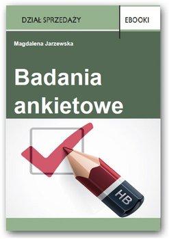 Badania ankietowe - Jarzewska Magdalena