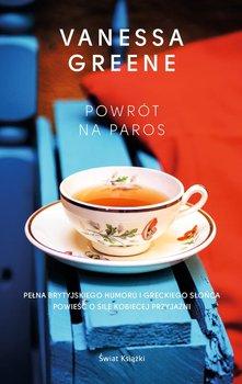 Powrót na Paros - Greene Vanessa